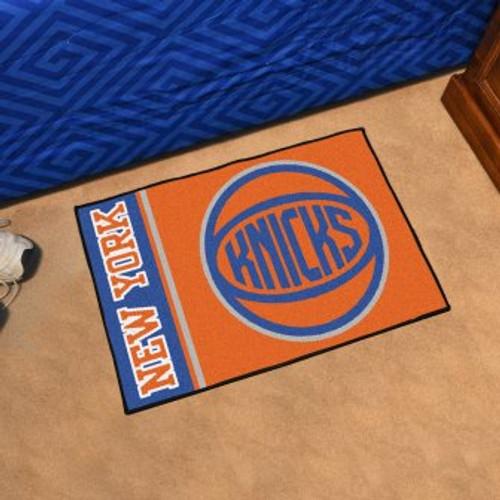 New York Knicks Basketball Custom Starter Mat
