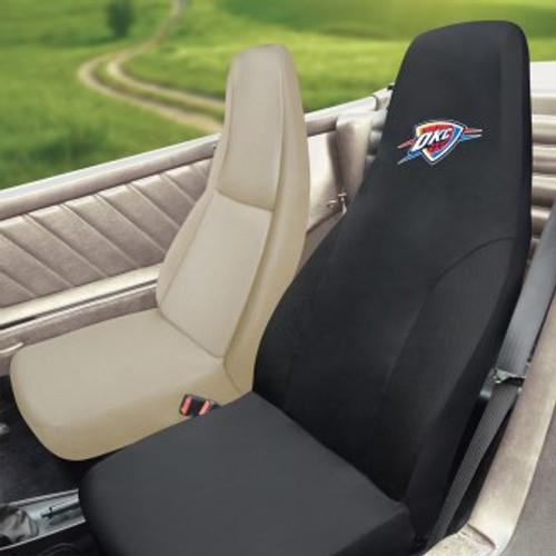 Oklahoma City Thunder Car Seat Cover