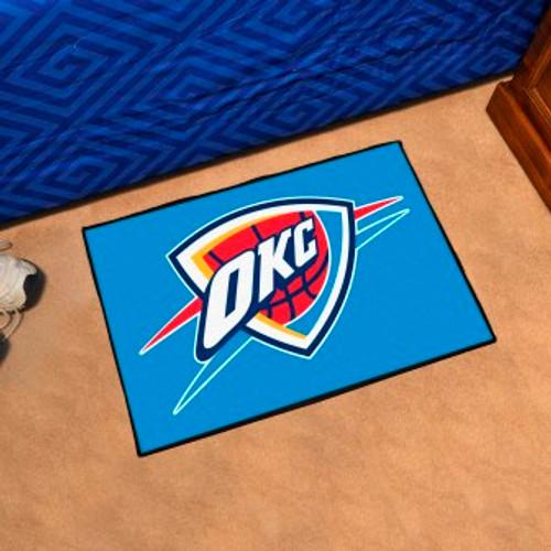 Oklahoma City Thunder Starter Mat