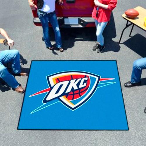 Oklahoma City Thunder Tailgater Mat