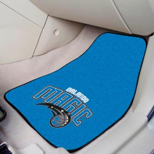Orlando Magic Carpet Car Mat Set