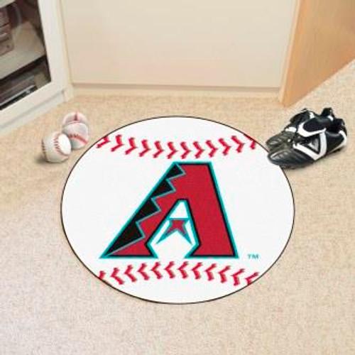 Arizona Diamondbacks Baseball Mat