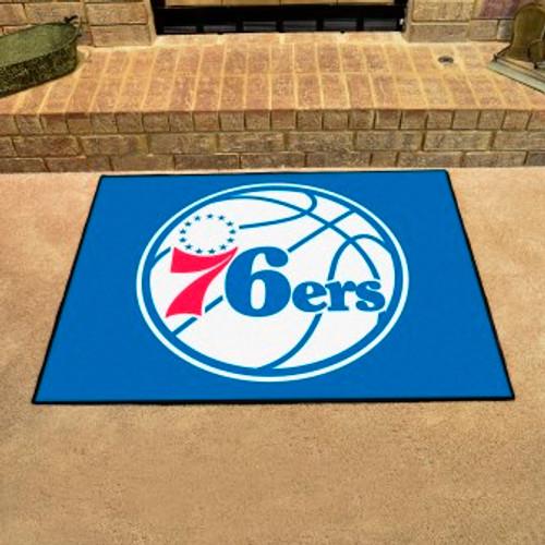 Philadelphia 76ers All Star Mat