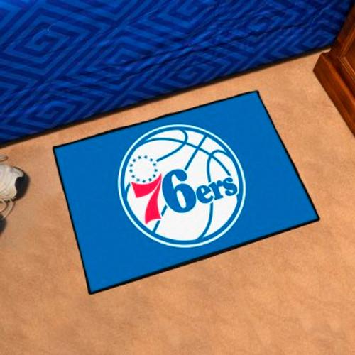 Philadelphia 76ers Starter Mat