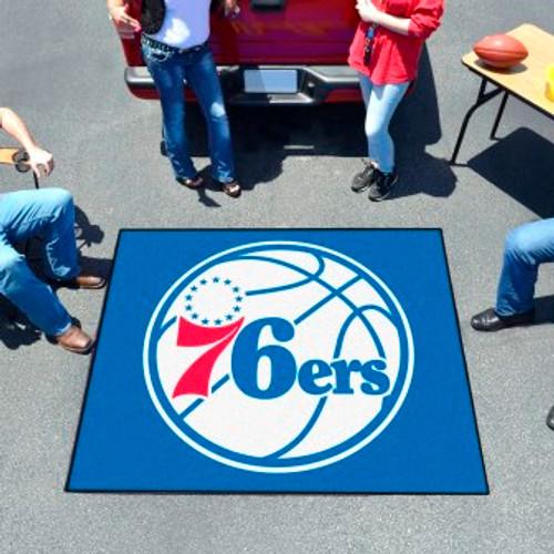Philadelphia 76ers Tailgater Mat