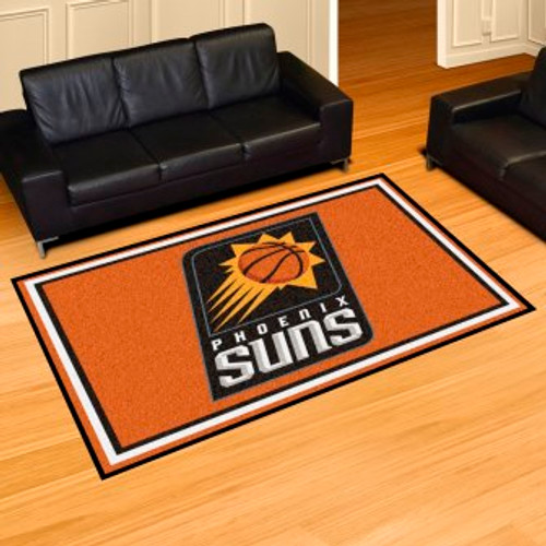 Phoenix Suns 5x8 Rug