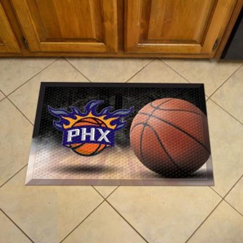 Phoenix Suns Basketball Scraper Mat