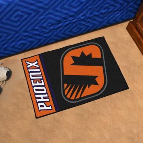 Phoenix Suns Basketball Custom Starter Mat