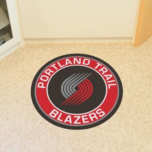 Portland Trail Blazers Win Roundel Mat