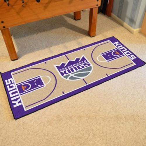 Sacramento Kings NBA Court Runner