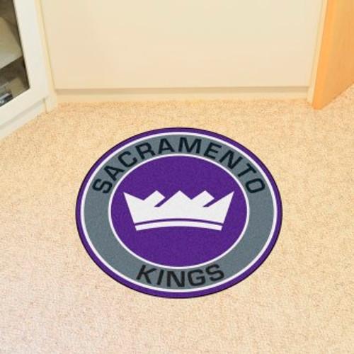 Sacramento Kings Win Roundel Mat