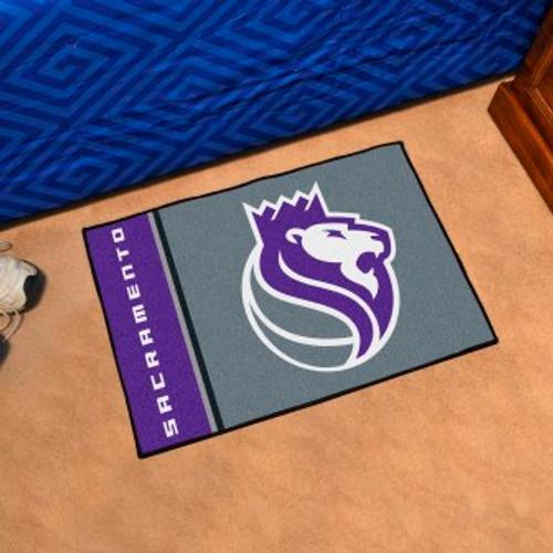 Sacramento Kings Basketball Custom Starter Mat