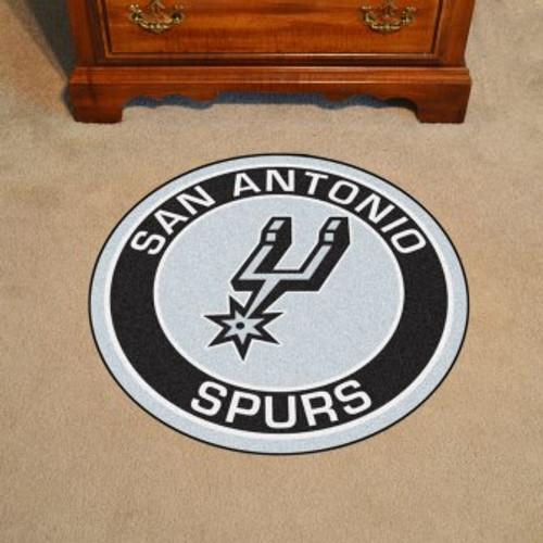 San Antonio Spurs Win Roundel Mat