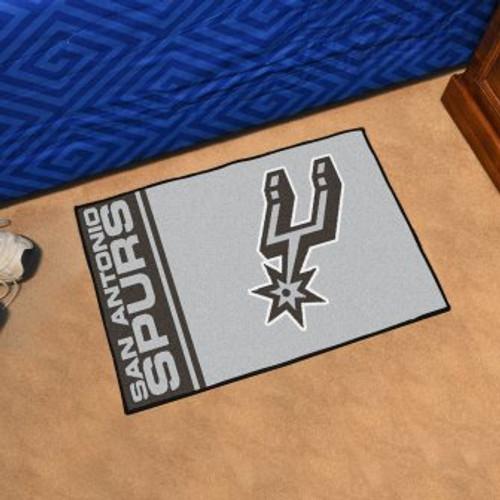 San Antonio Spurs Basketball Custom Starter Mat