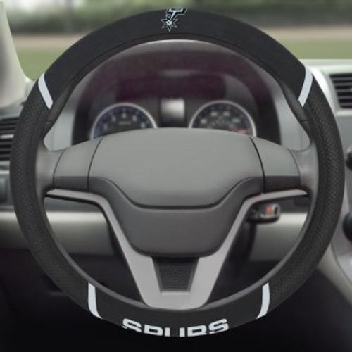 San Antonio Spurs Steering Wheel Cover