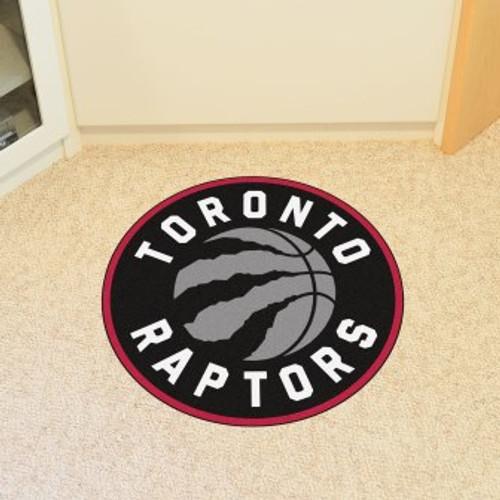 Toronto Raptors Win Roundel Mat