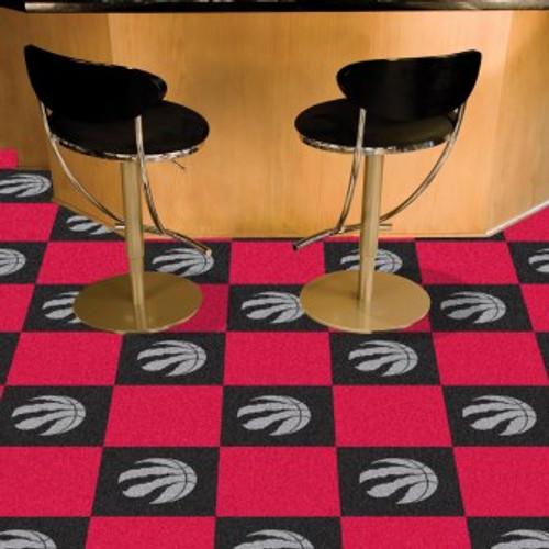 Toronto Raptors Team Carpet Tiles