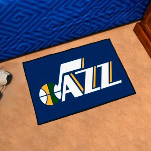 Utah Jazz Starter Mat