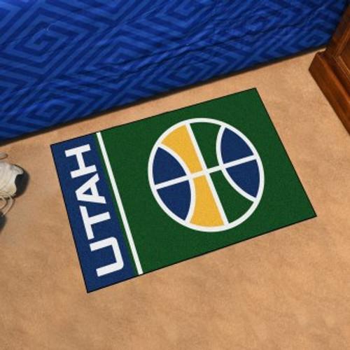 Utah Jazz Basketball Custom Starter Mat