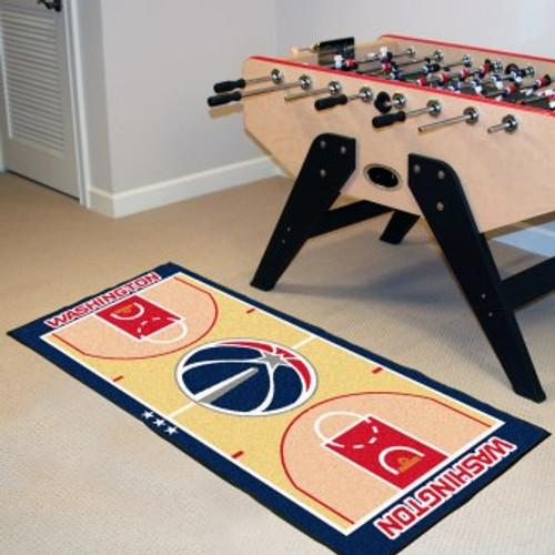 Washington Wizards NBA Court Runner