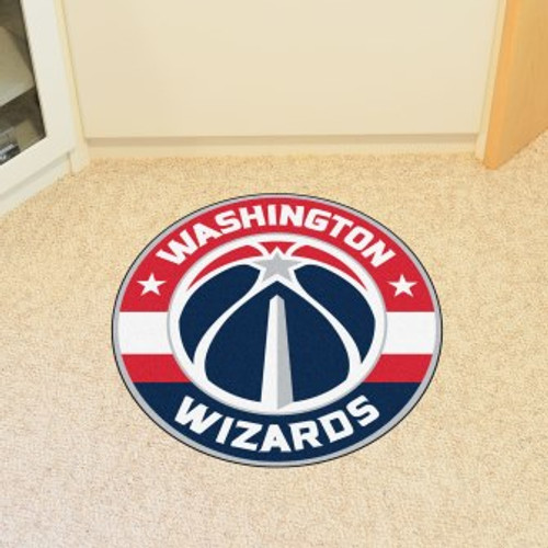 Washington Wizards Win Roundel Mat