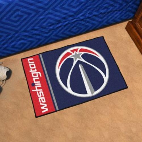 Washington Wizards Basketball Custom Starter Mat