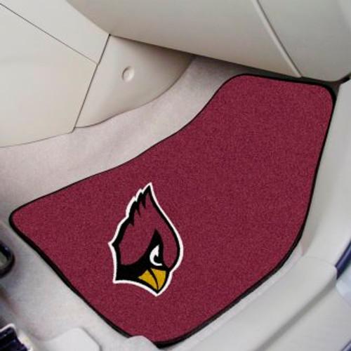 Arizona Cardinals 2-pc Carpet Car Mat Set