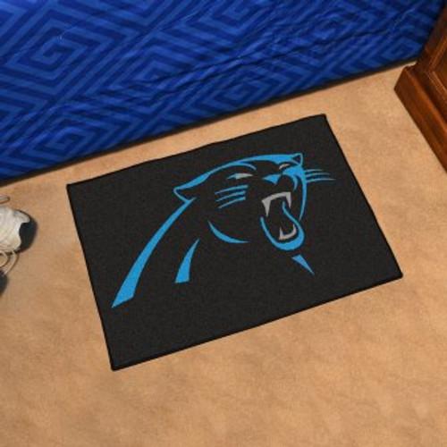 Carolina Panthers Starter Mat