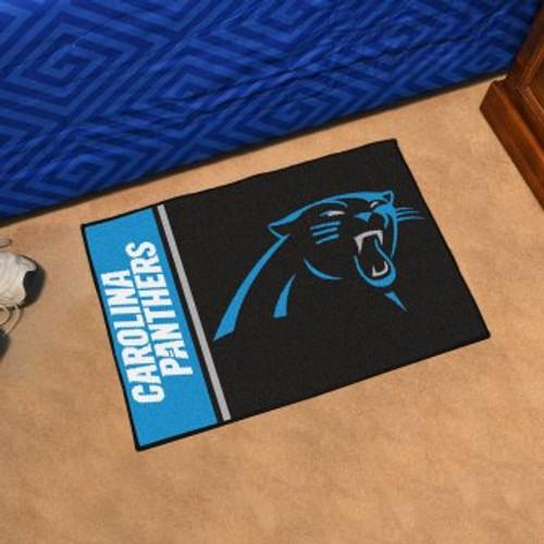 Carolina Panthers Custom Starter Mat
