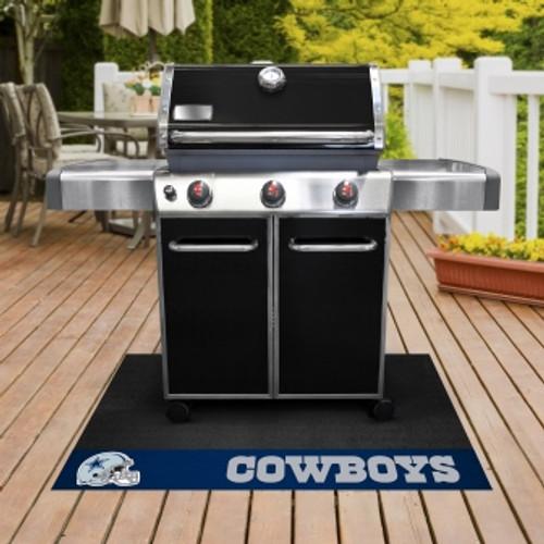 Dallas Cowboys Grill Mat