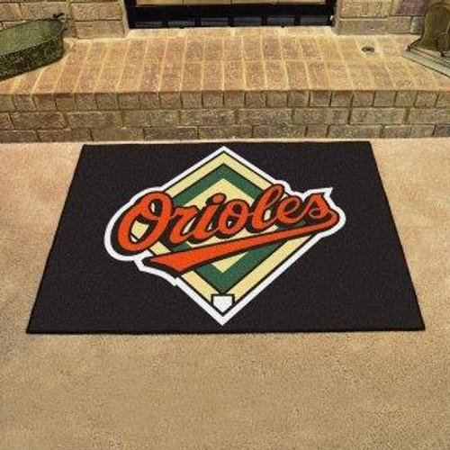Baltimore Orioles All Star Mat
