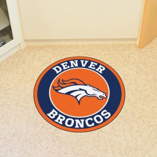 Denver Broncos Roundel Mat