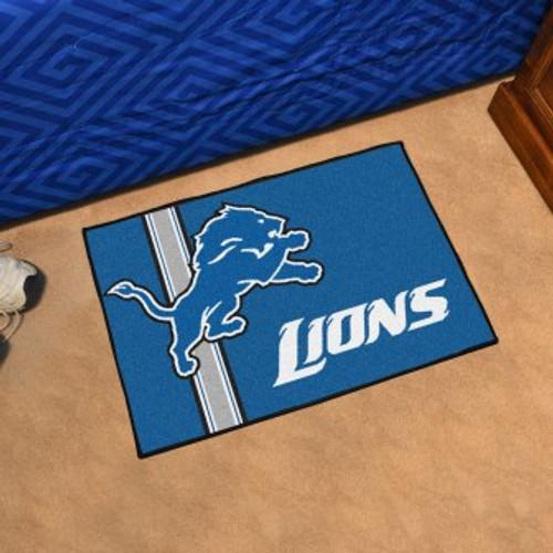 Detroit Lions Custom Starter Mat