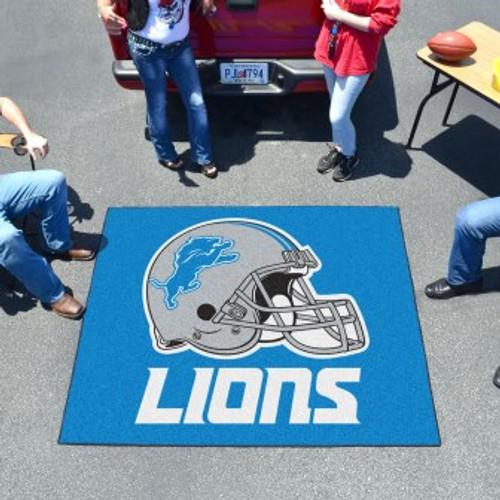 Detroit Lions Tailgater Mat