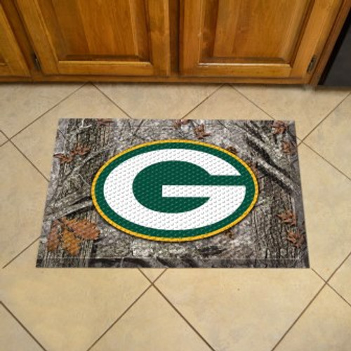 Green Bay Packers Utility Mats 2 Pack