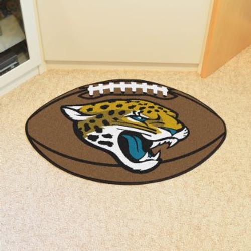Jacksonville Jaguars Football Mat