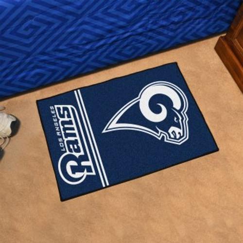 Los Angeles Rams Custom Starter Mat
