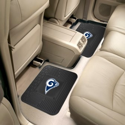 Los Angeles Rams Utility Mats 2 Pack