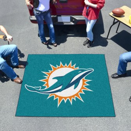Miami Dolphins Tailgater Mat