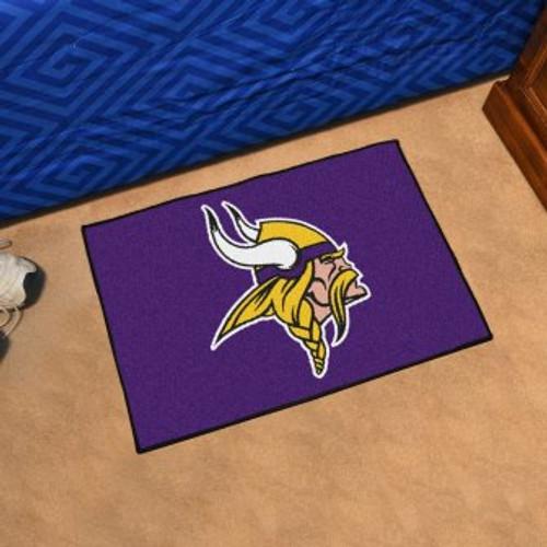 Minnesota Vikings Starter Mat-Viking