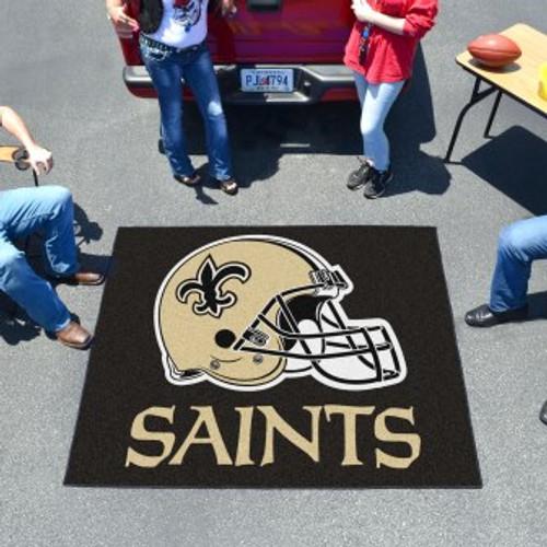New Orleans Saints Tailgater Mat