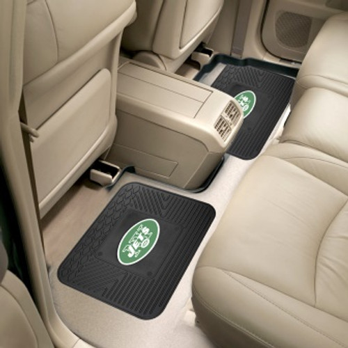 New York Jets Utility Mats 2 Pack