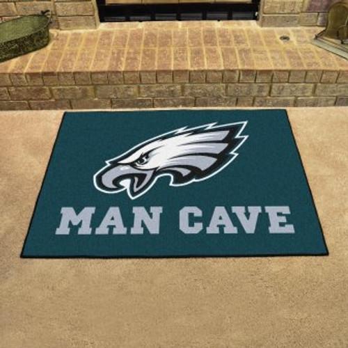 Philadelphia Eagles Man Cave All-Star Mat
