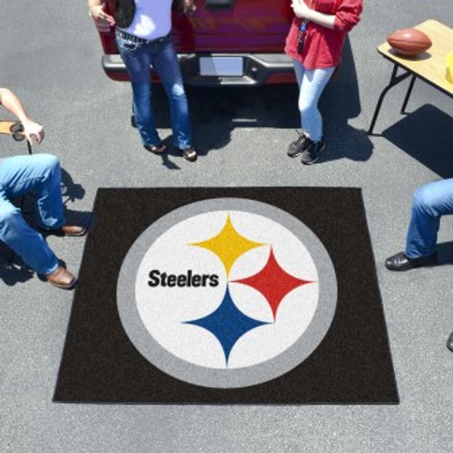 Pittsburgh Steelers Tailgater Mat