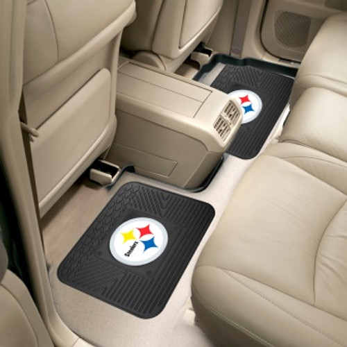 Pittsburgh Steelers Utility Mats 2 Pack