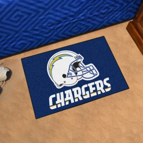 San Diego Chargers Starter Mat