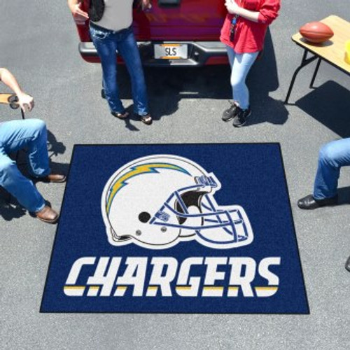 San Diego Chargers Tailgater Mat