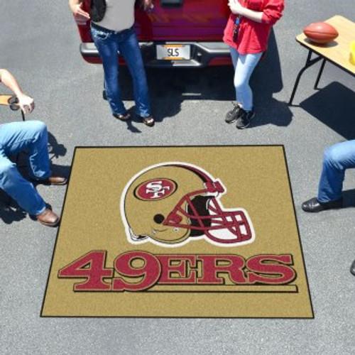 San Francisco 49ers Tailgater Mat