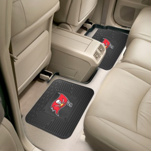 Tampa Bay Buccaneers Utility Mats 2 Pack