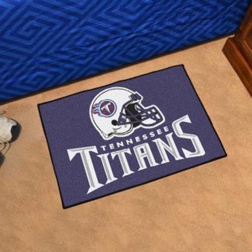 Tennessee Titans Starter Mat-Helmet
